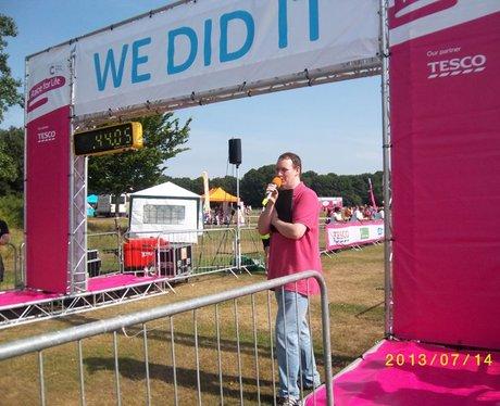 Southampton RFL we did it