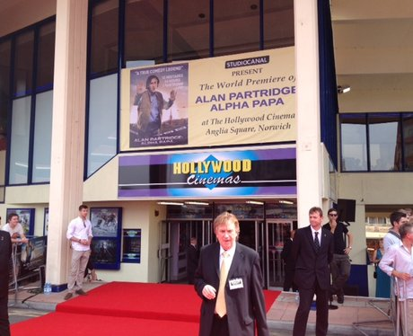 Alan Partridge Premiere 6