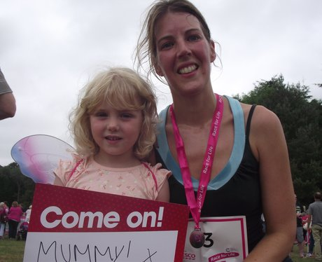 Cirencester Race for Life 2013 Post