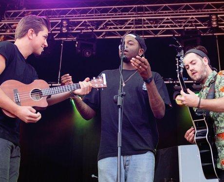 loveable rogues at Access All Eirias
