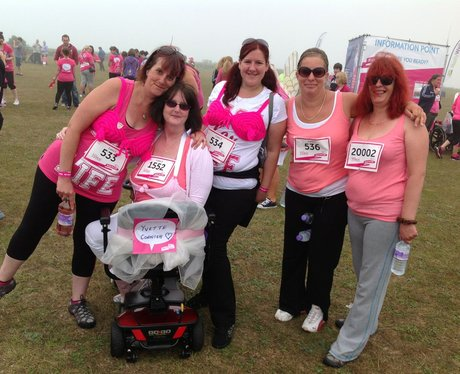 Margate Race For Life - Fancy Dress!