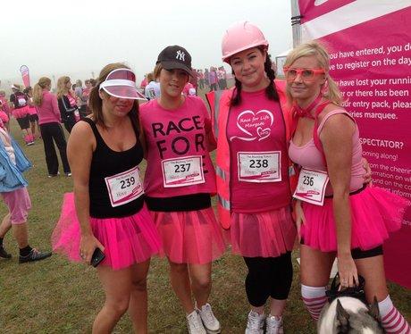 Margate Race For Life - Fancy Dress!