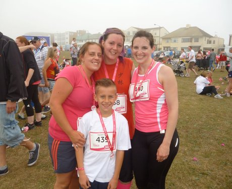 Margate Race For Life - Medals!
