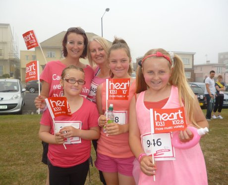 Margate Race For Life - Pre-Race