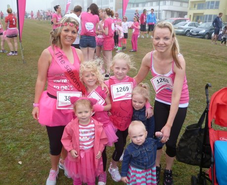 Margate Race For Life - Pre-Race
