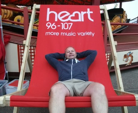 Pleasure Beach Deckchair of Dosh Wk 1