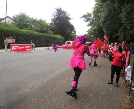 Race For Life Birkenhead 2013