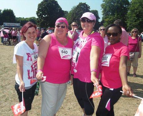 Reading R4L - Pink Ladies PM