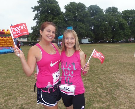 Reading Race for Life - The Pink Ladies (AM)