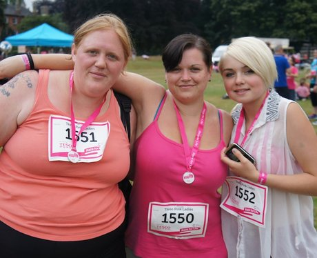 Rugby Race For Life - After The Race