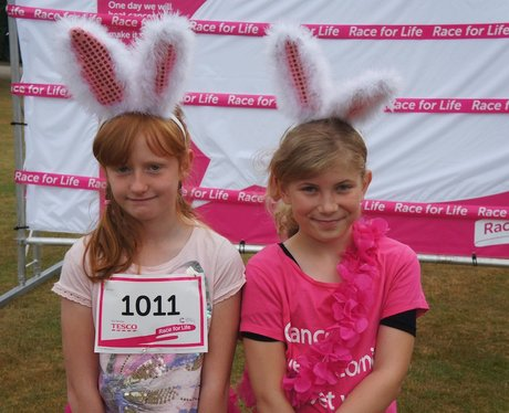 Rugby Race For Life - Before The Race