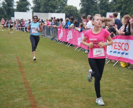 Rugby Race For Life - During The Race 2