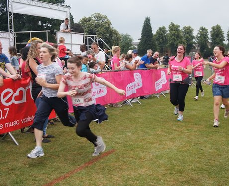 Rugby Race For Life - During The Race 3