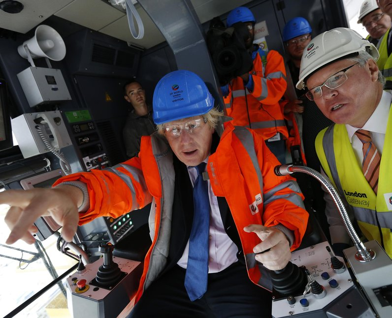 Boris in Essex