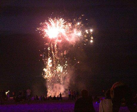Great Yarmouth Fireworks 2013 Wk 2
