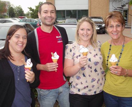 Heart Breakfast Ice Cream Tour