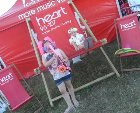 Jessie J - The Giant Deckchair 2