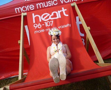 Jessie J - The Giant Deckchair 4
