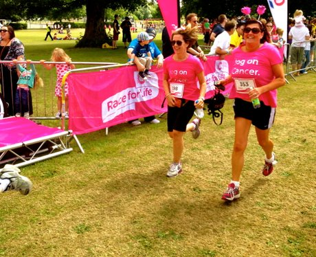 St Albans R4L 2013 - More at the Finish