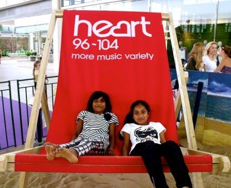 Centre MK Beach - Fri 2nd Aug