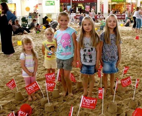Centre MK Beach - Mon 29th July