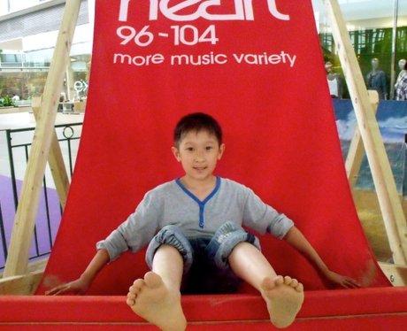 Centre MK Beach - Mon 5th Aug