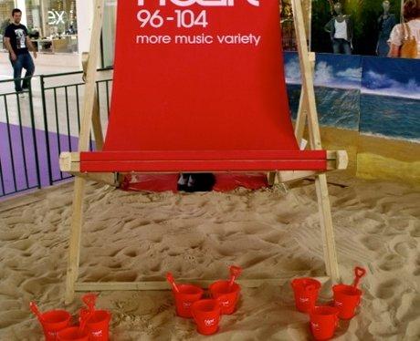 Centre MK Beach - Sat 3rd Aug