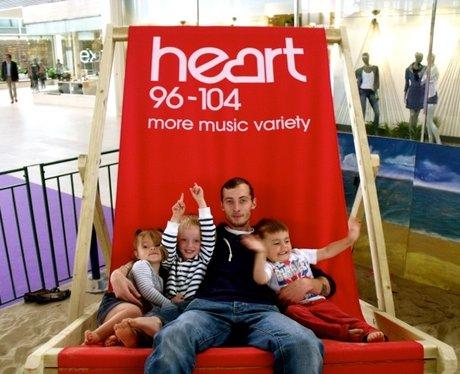 Centre MK Beach - Tues 30th July