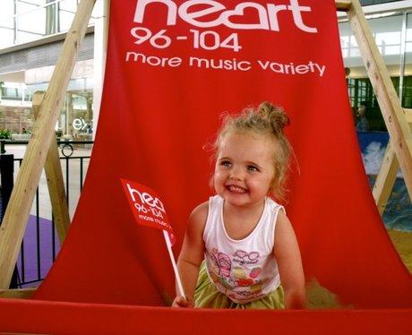 Centre MK Beach - Tues 6th Aug