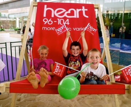 Centre MK Beach - Weds 7th Aug
