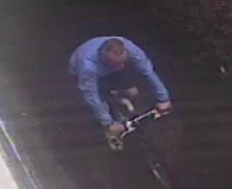 Police released CCTV after fire at The Ridgeway We