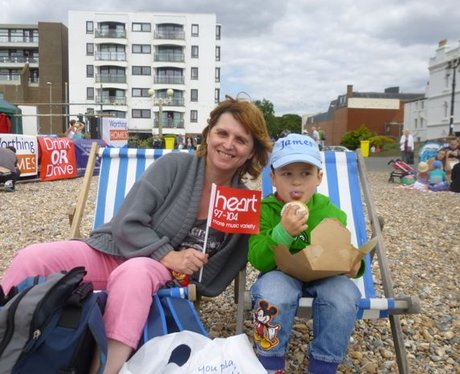 Were you snapped by the Heart Angels at Worthing B