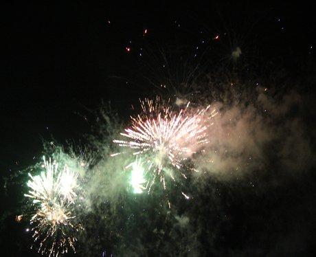 Great Yarmouth Fireworks 2013 Wk 3