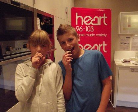 Heat & IKEA Celebrate Cupcakes