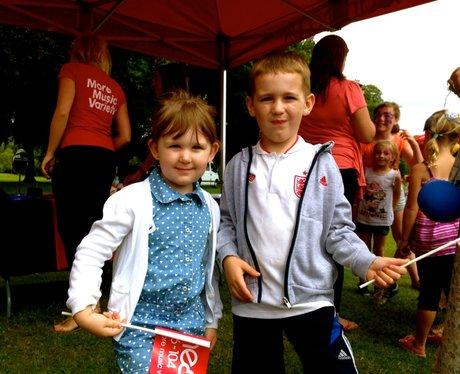 Northampton Play Day 2013