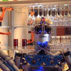 Robots bar and lounge