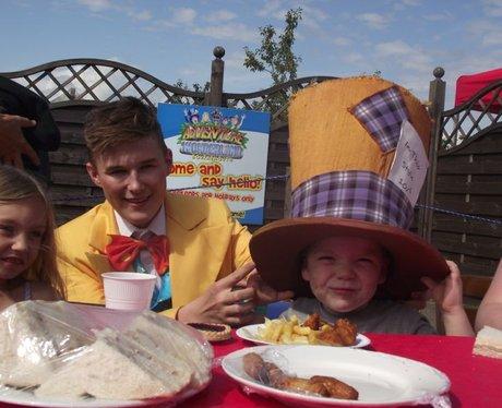 Big Summer Tea Party 2013
