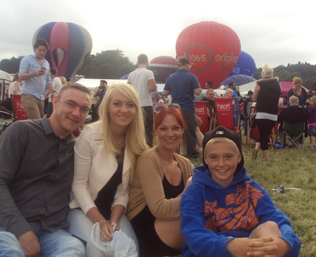 Balloon Fiesta: Saturday