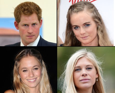 Prince Harry's girlfriends