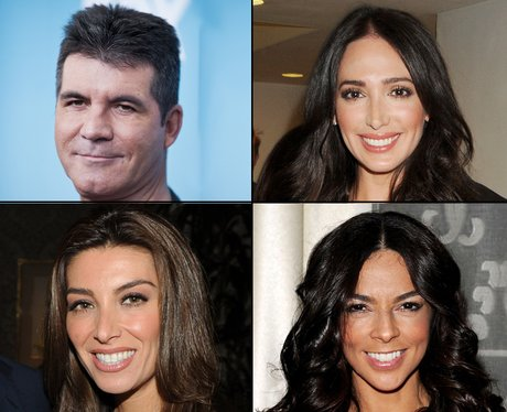 Simon Cowell's girlfriends