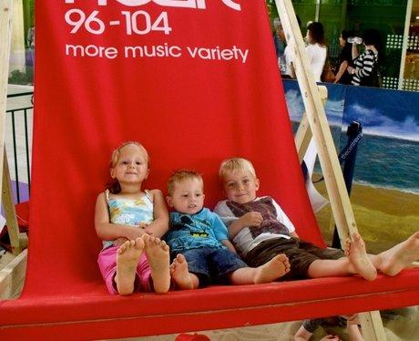 Centre MK Beach - Fri 9th Aug