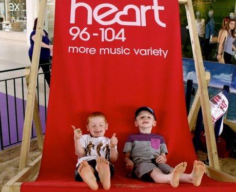 Centre MK Beach - Mon 12th Aug