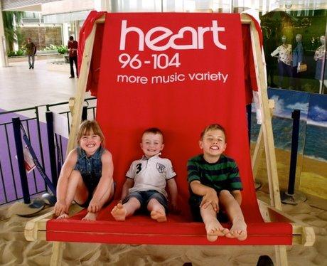 Centre MK Beach - Sun 11th Aug