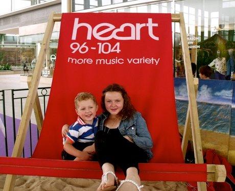 Centre MK Beach - Thurs 8th Aug