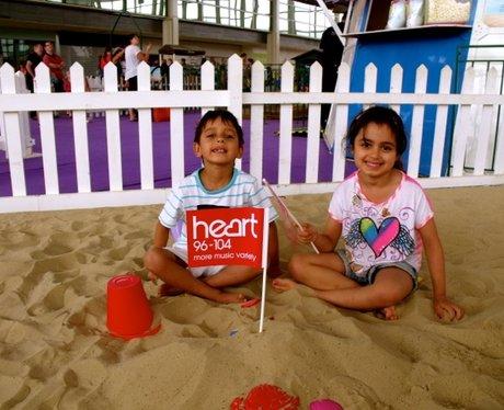 Centre MK Beach - Tues 13th Aug