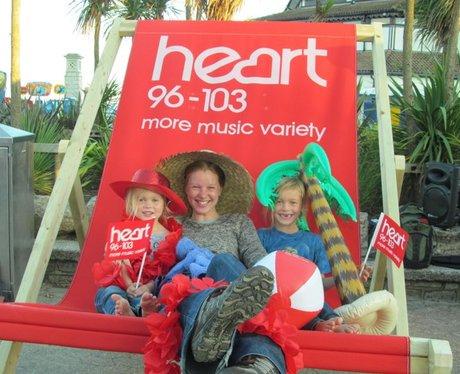 Family Fiesta Deckchair Fun