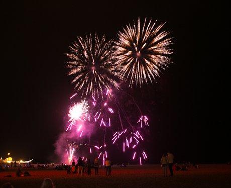 Great Yarmouth Fireworks 2013 Wk 4