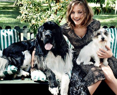 Jennifer Lawrence Vogue Magazine 2013
