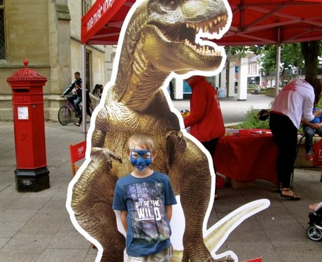 Love Bedford Walking with Dinosaurs