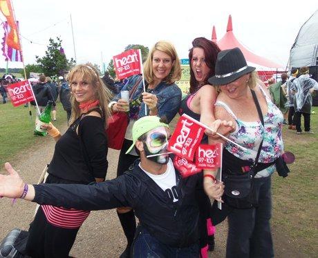 Rewind Festival 2013: Boogie Wonderland